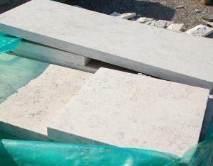 Platten, Kalkstein