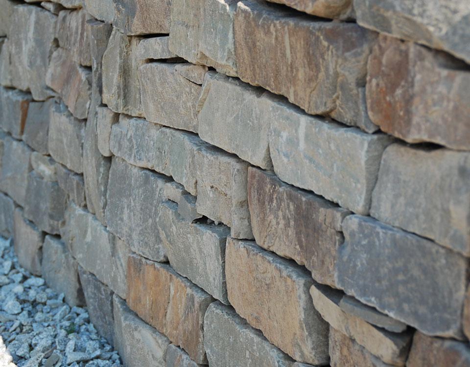 Mauersteine, Urgestein