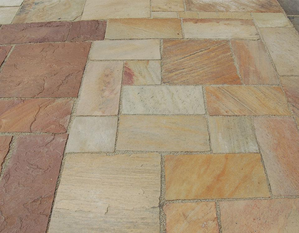 Platten, Quarzit/Sandstein