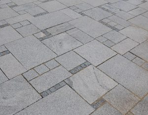 Platten, Granit