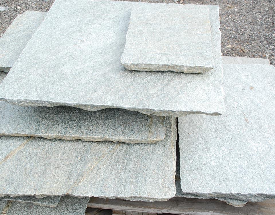 Platten, Beola Gneis, Römischer Verband
