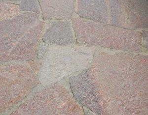 Platten, Porphyr, Polygonal
